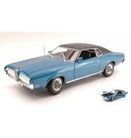 Mercury Mercury Cougar XR7 1970 - 1:18 - Welly