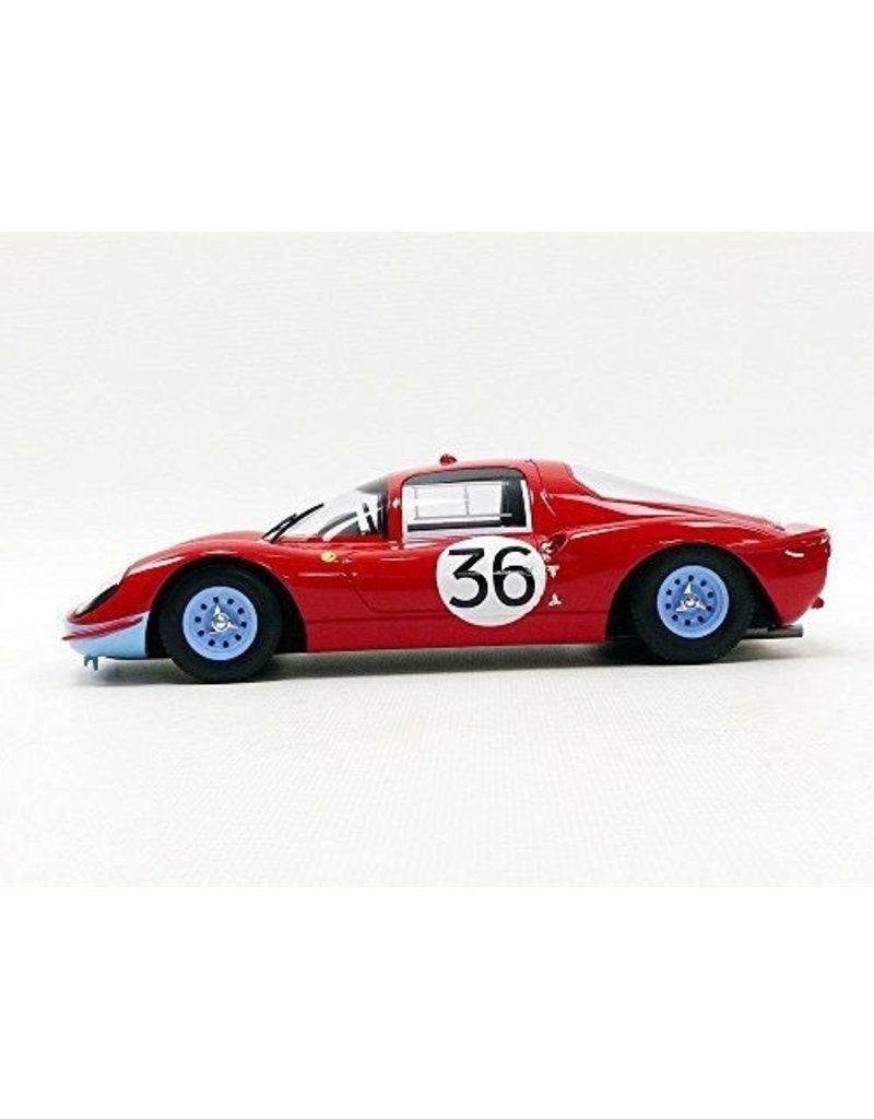 Ferrari Ferrari Dino 206 S Berlinetta #36 Le Mans 1966 - 1:18 - CMR Classic Model Replicars