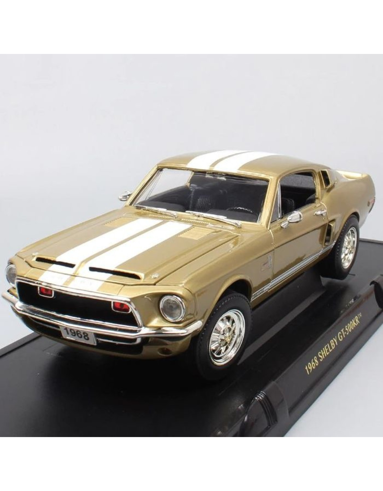 Shelby Shelby GT-500KR 1968 - 1:18 - Road Signature