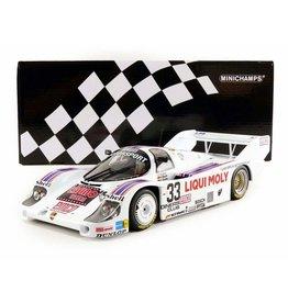 Porsche Porsche 956K Brun Racing #33 1000 KM Spa 1983 - 1:18 - Minichamps