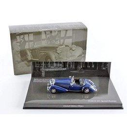 Horch Horch 855 Spezial-Roadster 1938 - 1:43 - Minichamps