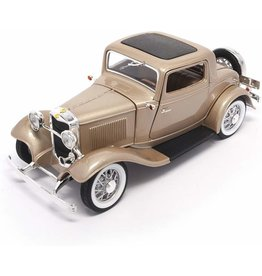 Ford Ford 3-Window Coupe 1932 - 1:18 - Road Signature