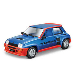 Renault Renault 5 Turbo 1982 - 1:24 - Bburago