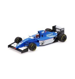 Formule 1 Formula 1 Ligier Renault JS39B M. Schumacher Testing Estoril 12.12.1994 - 1:43 - Minichamps