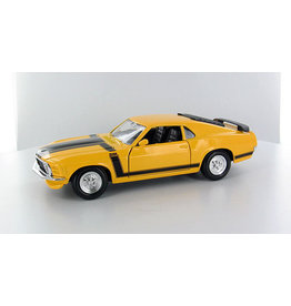 Ford Ford Mustang 302 Boss 1970 - 1:24 - Maisto