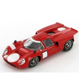Lola Lola T70 Coupe 'Prova' 1967 - 1:43 - Best Model