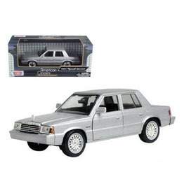 Plymouth Plymouth Reliant 1983 - 1:24 - Motor Max