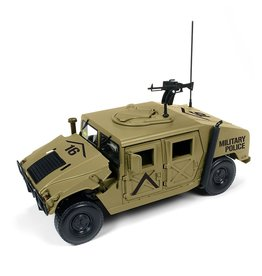 Humvee Humvee Military Police - 1:18 - Auto World