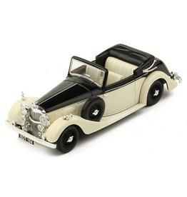 Alvis Alvis 4.3 Litre Drophead Convertible 1938 - 1:43 - IXO Models