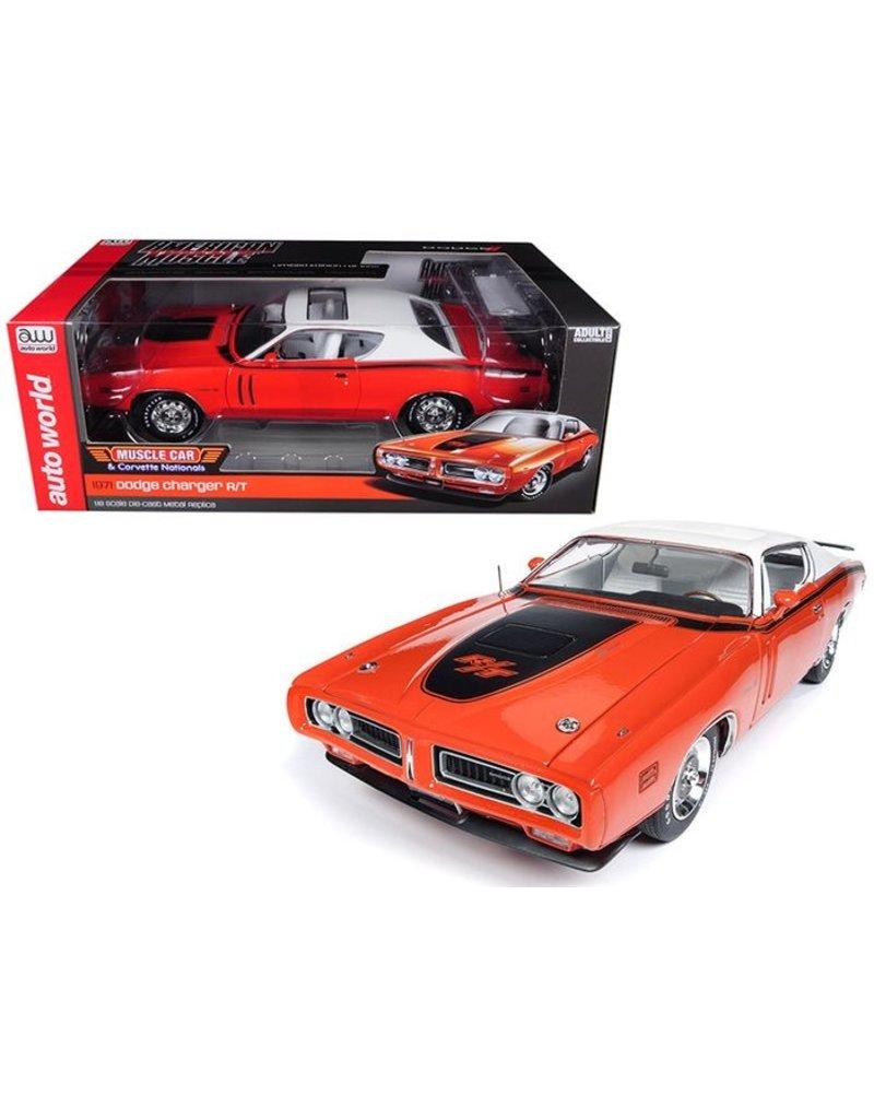 Dodge Dodge Charger R/T 1971 - 1:18 - Auto World