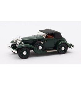 Stutz Stutz DV32 Bearcat Top Closed 1932 - 1:43 - Matrix Scale Models