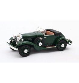 Stutz Stutz DV32 Bearcat Top Open 1932 - 1:43 - Matrix Scale Models