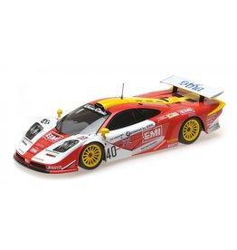 McLaren McLaren F1 GTR Gulf Team Davidoff #40 24h Le Mans 1998 - 1:18 - Minichamps