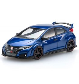 Honda Honda Civic Type R 2015 (UK License Plate) - 1:43 - Ebbro