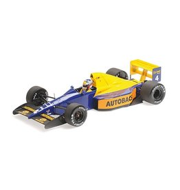 Formule 1 Formula 1 Tyrrell Ford 018 #4 Japanese GP 1989 - 1:18 - Minichamps