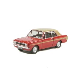 Ford Ford Cortina MKII Racing - 1:76 - Oxford