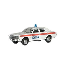 Ford Ford Cortina MkIII Police - 1:76 - Oxford