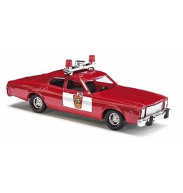 Plymouth Plymouth Fury 'Minnesota State Patrol' - 1:87 - Busch