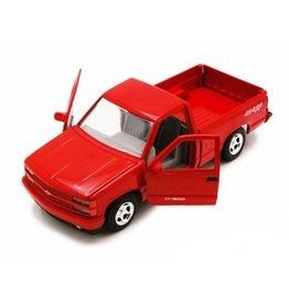 Chevrolet Chevrolet 454 SS Pickup 1992 - 1:24 - Motor Max