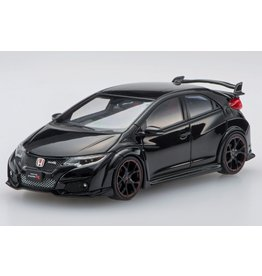 Honda Honda Civic Type R 2015 (Japanese License Plate) - 1:43 - Ebbro