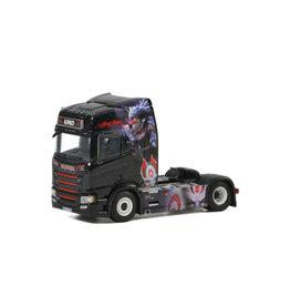 Scania Scania R Highline CR20H Tractor 4x2  'Kaiko Transporte' - 1:50 - WSI Models