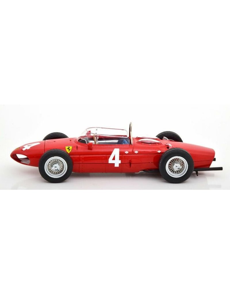Formule 1 Ferrari Dino 156 Sharknose #4 Winner GP Belgium 1961 - 1:18 - CMR Classic Model Replicars