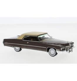 Cadillac Cadillac Coupe DeVille 1972 - 1:43 - Neo Scale Models