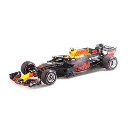Formule 1 Formula 1 Aston Martin Red Bull Racing TAG-Heuer RB14 #33 Winner Mexico GP 2018 - 1:18 - Minichamps