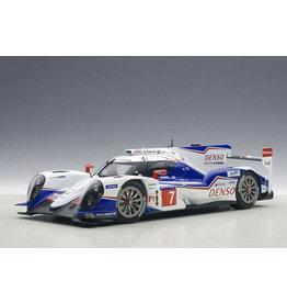 Toyota Toyota TS040 Hybrid #7 Le Mans 24Hrs 2014 - 1:18 - AUTOart