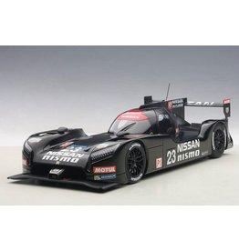 Nissan Nissan GT-R LM NISMO #23 24h Le Mans Test Car 2015 - 1:18 - AUTOart