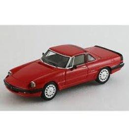 Alfa Romeo Alfa Romeo Spider Quadrifoglio Verde Hard Top 1986 Serie 3 - 1:43 - Silas Models