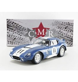 Shelby Shelby Cobra Daytona Coupe #11 24h Le Mans 1965 - 1:18 - CMR Classic Model Replicars