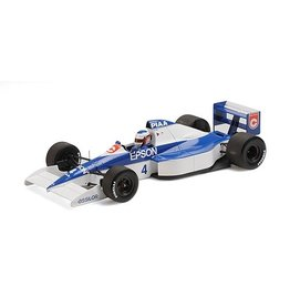 Formule 1 Formula 1 Tyrrell Ford 018 #4 2nd place USA GP 1990 - 1:18 - Minichamps