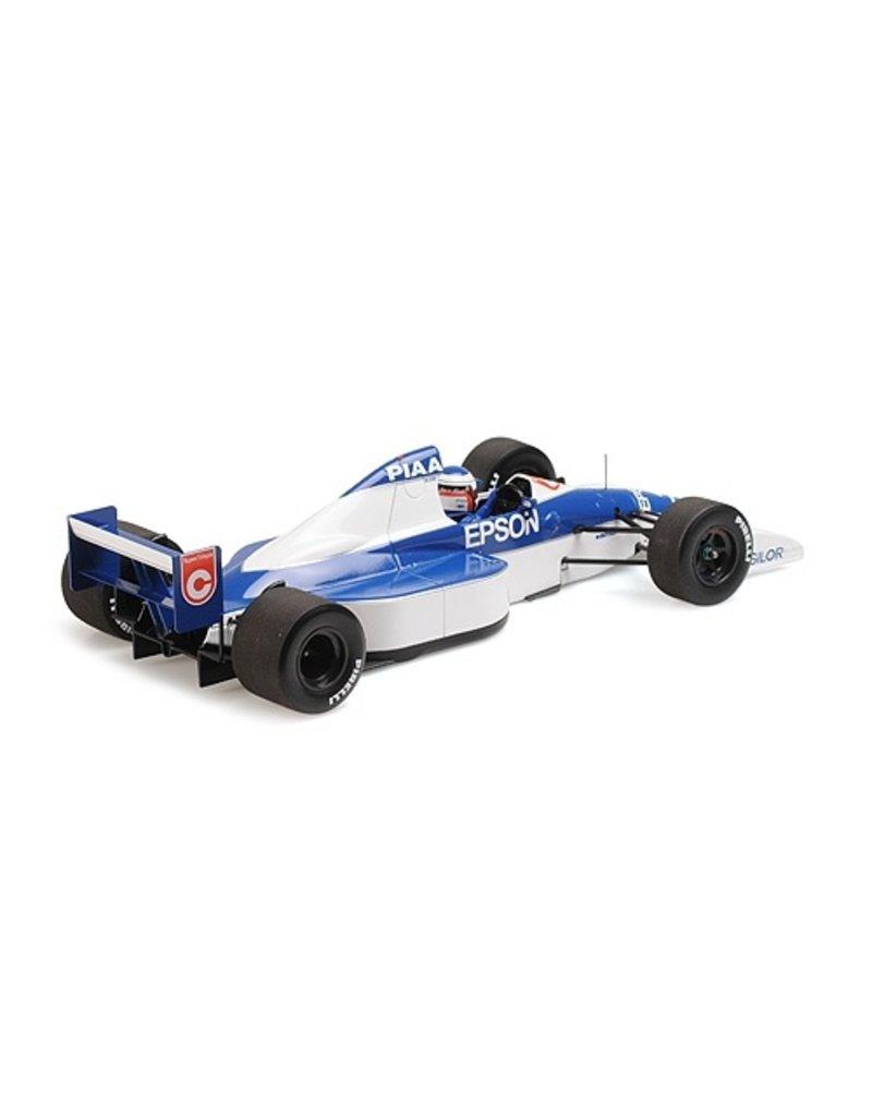 Formule 1 Formula 1 Tyrrell Ford 018 #4 2nd place USA GP 1990 - 1:18 - Minichamps
