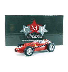 Formule 1 Ferrari Dino 246 #4 Weltmeister Frankreich GP 1958 - 1:18 - CMR Classic Model Replicars - Copy