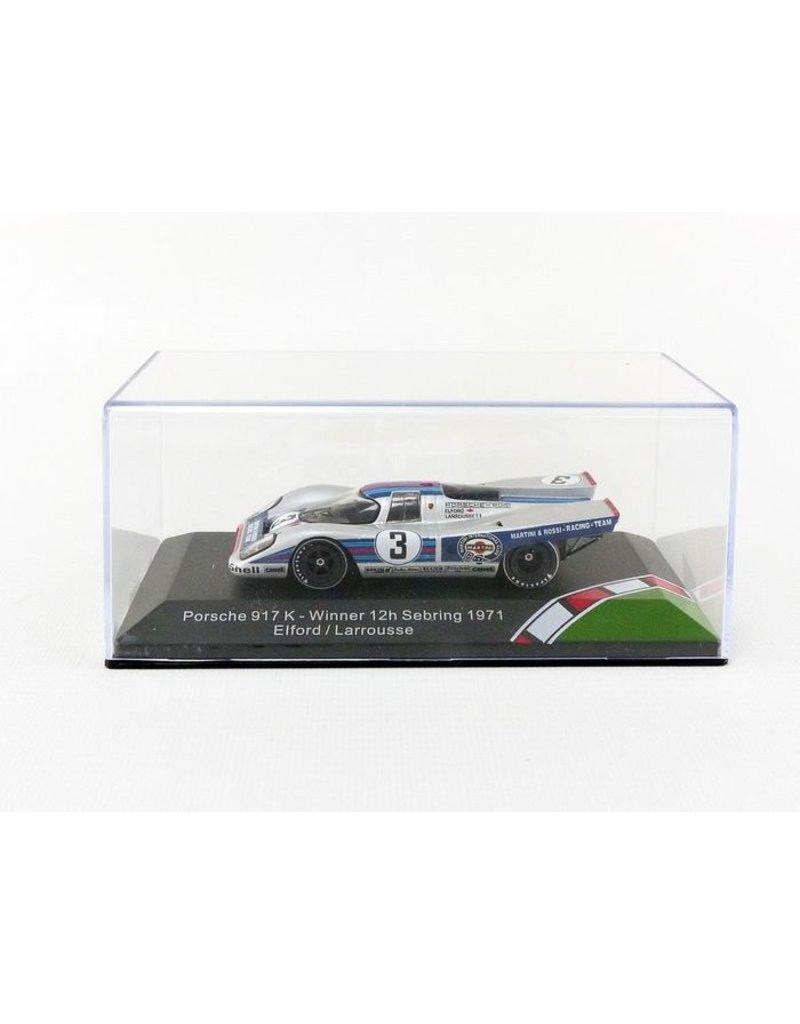Porsche Porsche 917 K #3 Winner 12h Sebring 1971 - 1:43 - CMR Classic Model Replicars