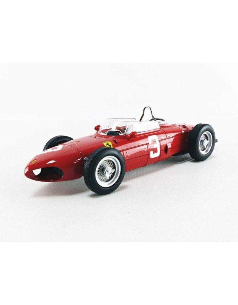 Formule 1 Ferrari Dino 156 Sharknose #3 1961 - 1:18 - CMR Classic Model Replicars