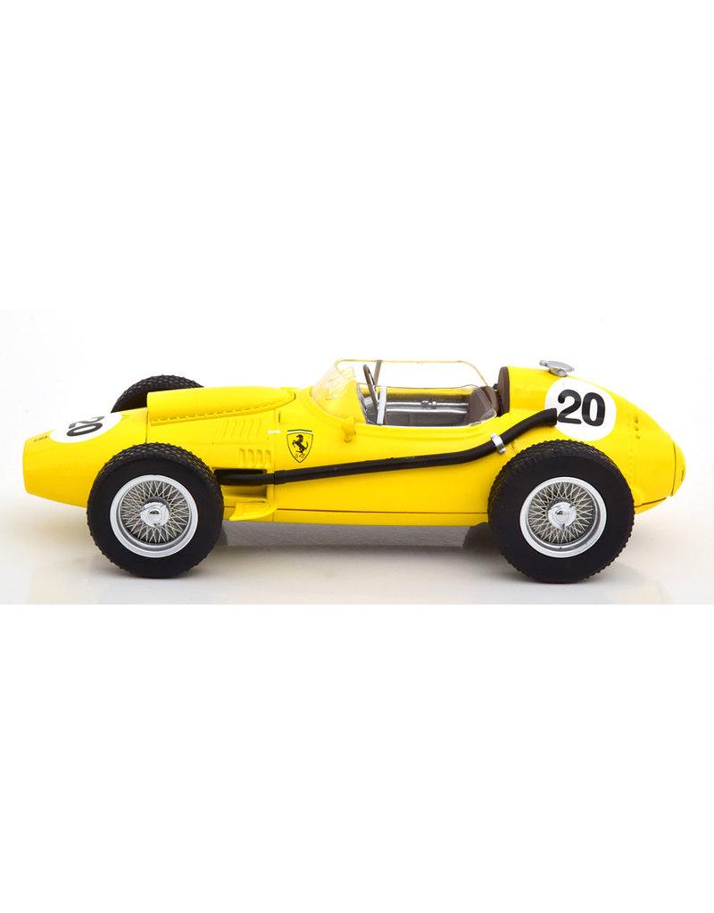 Formule 1 Ferrari Dino 246 #20 Belgien GP 1958 - 1:18 - CMR Classic Model Replicars
