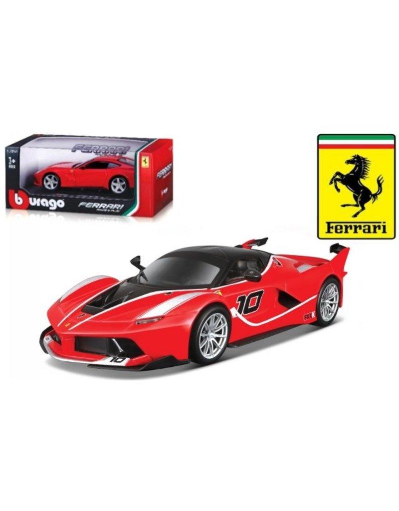 Ferrari Ferrari FXX K #10 2015 - 1:24 - Bburago