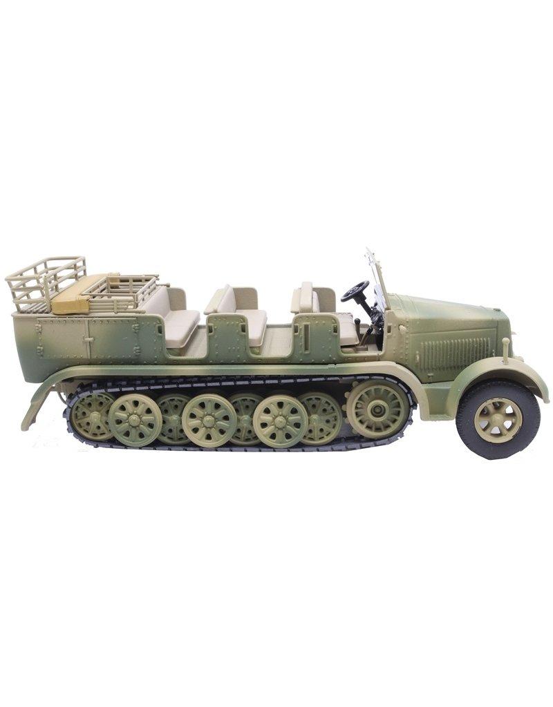 Krauss-Maffei Krauss-Maffei  Sonderkraftfahrzeuge 7 Half-Track Artillery Tractor 1943 - 1:50 - Corgi