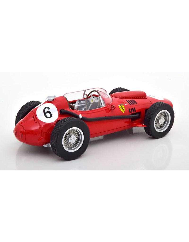 Formule 1 Ferrari Dino 246 #6 Weltmeister Maroccan GP 2nd Place F1 1958 - 1:18 - CMR Classic Model Replicars