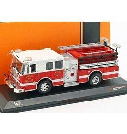 Seagrave Seagrave Marauder II Charlotte Fire Department - 1:43 - IXO Models