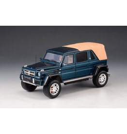 Mercedes-Benz Mercedes-Maybach G650 Landaulet Closed 2017 - 1:43 - GLM (Great Lighting Models)