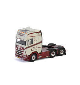 Scania Scania S Highline CS20H Tractor 6x2 Tag Axle 'Henrik Carlsen' - 1: 50 - WSI Models