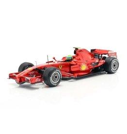 Formule 1 Ferrari F2008 Felipe Massa - 1:18 - Hot Wheels