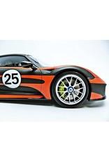 Porsche Porsche 918 Spyder Weissach #25 - 1:18 - Spark