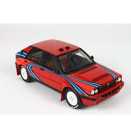 Lancia Lancia Delta HF Integrale 16V #0 Base Rally Martini Racing 1989 - 1:18 - BBR