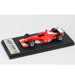 Formule 1 Ferrari F2002 #1 Winner French GP 2002 World Champion - 1:43 - BBR