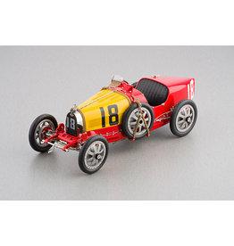 Formule 1 Bugatti Type 35 #18 National Color Project Spain 1924 - 1:18 - CMC