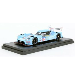 Nissan Nissan GT-R LM Nismo Manchester City FC #23 2015 - 1:43 - Ebbro